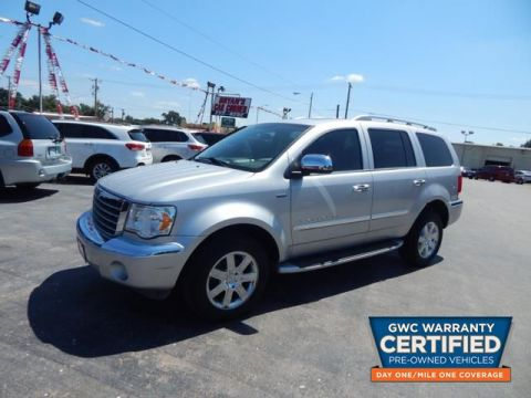 Pre-Owned 2008 CHRYSLER ASPEN LIMITED  Rear Wheel Drive SUV