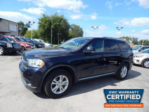 Pre-Owned 2011 DODGE DURANGO CREW  Rear Wheel Drive SUV