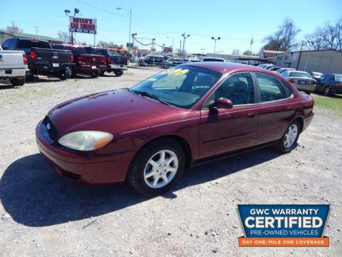 Pre-Owned 2007 FORD TAURUS SEL SEL