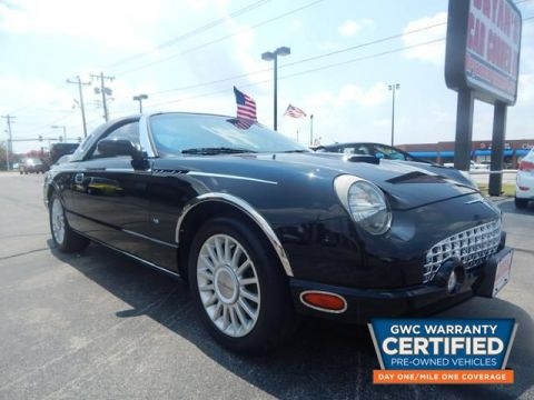 Pre-Owned 2004 FORD THUNDERBIRD   CAR