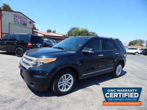 Pre-Owned 2015 FORD EXPLORER XLT XLT