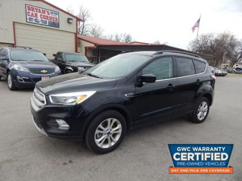 Pre-Owned 2018 FORD ESCAPE SE SE