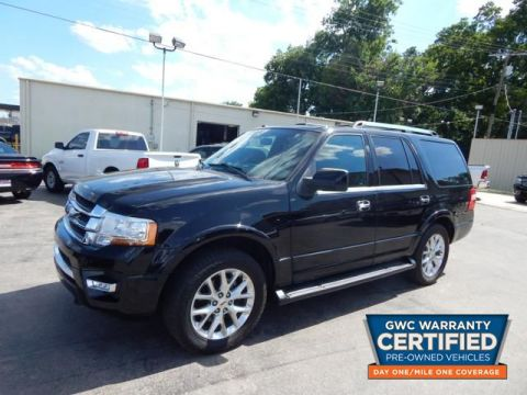 Pre-Owned 2017 FORD EXPEDITION LIMITED  Four Wheel Drive SUV