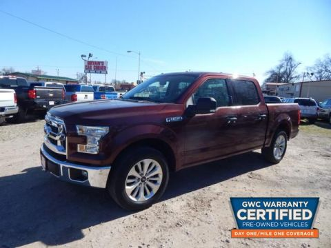 Pre-Owned 2015 FORD F150 SUPERCREW XLT