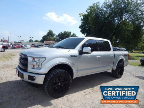Pre-Owned 2016 FORD F150 SUPERCREW   TRUCK