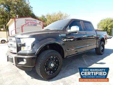 Pre-Owned 2015 FORD F150 SUPERCREW 4X4 SUPERCREW