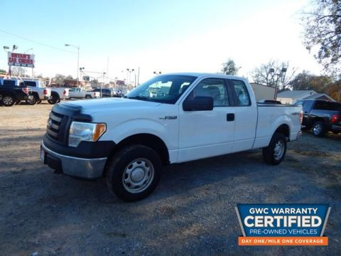 Pre-Owned 2010 FORD F150 SUPER CAB