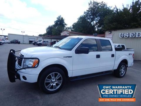 Pre-Owned 2014 FORD F150 SUPERCREW STX