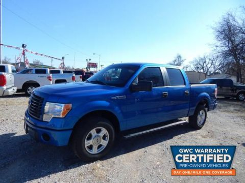 Pre-Owned 2014 FORD F150 SUPERCREW