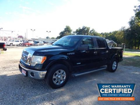 Pre-Owned 2011 FORD F150 SUPERCREW