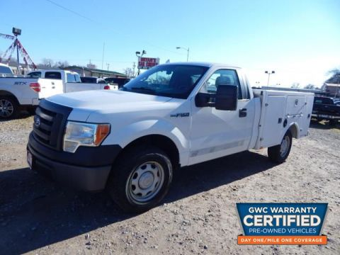 Pre-Owned 2010 FORD F150