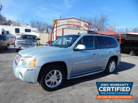 Pre-Owned 2008 GMC ENVOY DENALI  Four Wheel Drive SUV