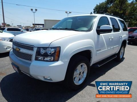 Pre-Owned 2011 CHEVROLET TAHOE K1500 LT  Four Wheel Drive SUV