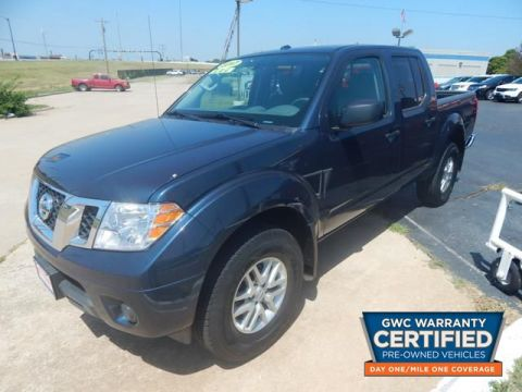 Pre-Owned 2017 NISSAN FRONTIER  Four Wheel Drive TRUCK