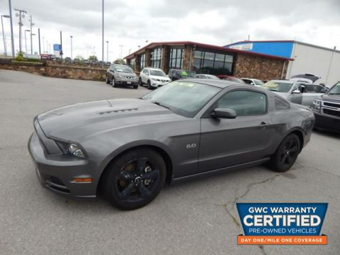 Pre-Owned 2013 FORD MUSTANG GT GT