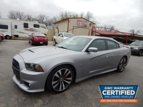 Pre-Owned 2013 DODGE CHARGER SRT-8 SRT-8