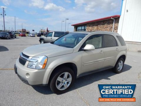 Pre-Owned 2009 CHEVROLET EQUINOX LT  AWD