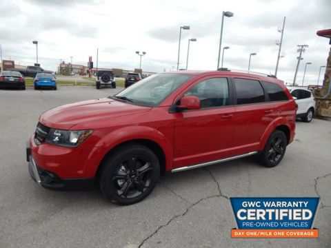 Pre-Owned 2018 DODGE JOURNEY CROSSROAD CROSSROAD