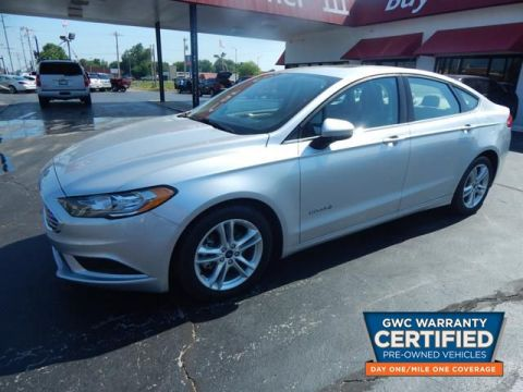 Pre-Owned 2018 FORD FUSION SE HYBRID