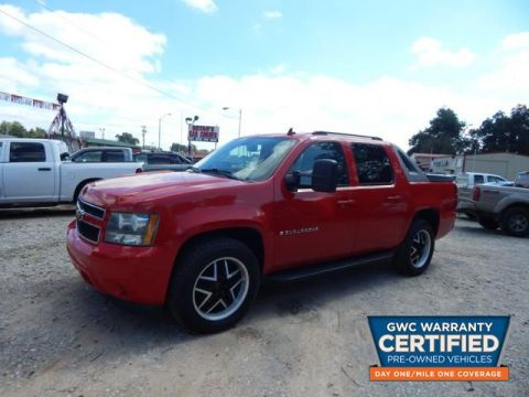 Pre-Owned 2009 CHEVROLET AVALANCHE C1500 LT 1500 LT