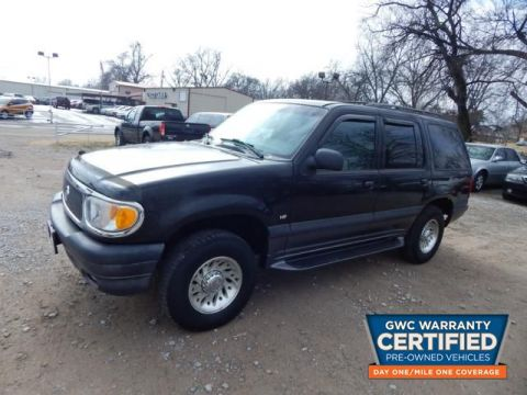 Pre-Owned 2001 MERCURY MOUNTAINEER