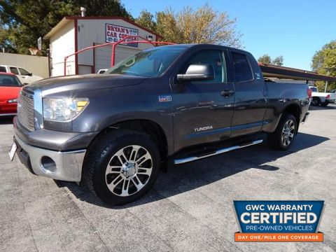 Pre-Owned 2013 TOYOTA TUNDRA DOUBLE CAB SR5 DOUBLE CAB SR5