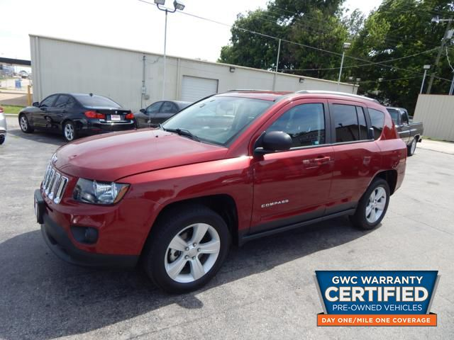 Pre-Owned 2017 JEEP COMPASS SPORT SPORT