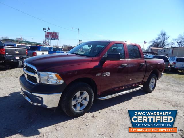Pre-Owned 2018 RAM 1500 ST TRADESMAN