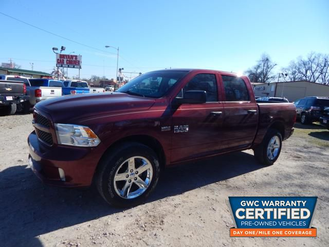 Pre-Owned 2017 RAM 1500 ST EXPRESS