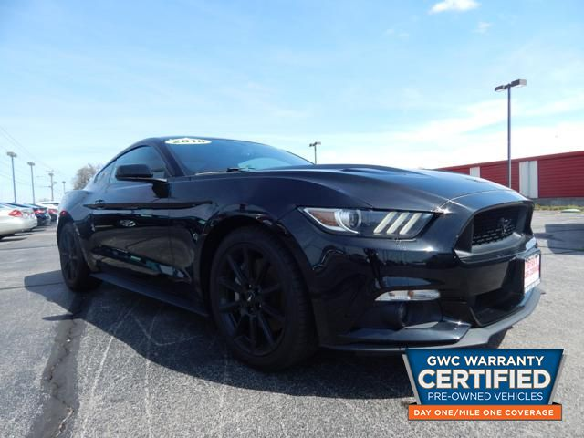 Pre-Owned 2016 FORD MUSTANG GT GT