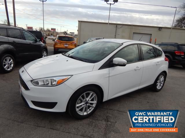 Pre-Owned 2016 FORD FOCUS SE SE