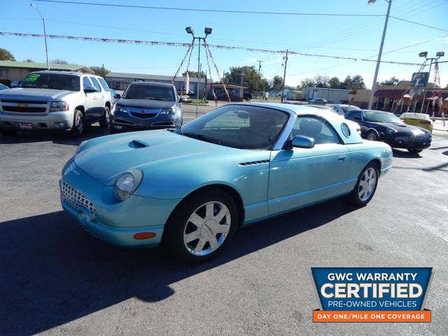 Pre-Owned 2002 FORD THUNDERBIRD
