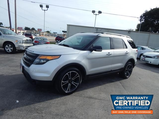 Pre Owned 2014 Ford Explorer Sport Sport Suv In Egc47713 Bryans