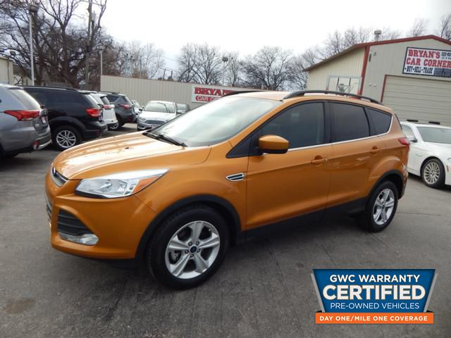 Pre Owned 2016 Ford Escape Se Se Suv In Gub57902 Bryans Car Corner