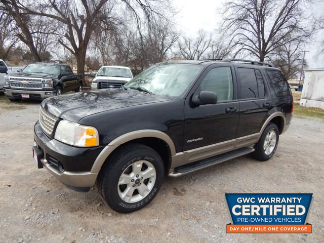 Pre-Owned 2004 FORD EXPLORER EDDIE BAUER