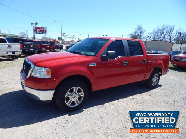 Pre-Owned 2008 FORD F150 SUPERCREW SUPERCREW XLT