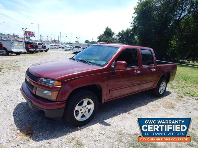 Pre-Owned 2011 CHEVROLET COLORADO LT LT