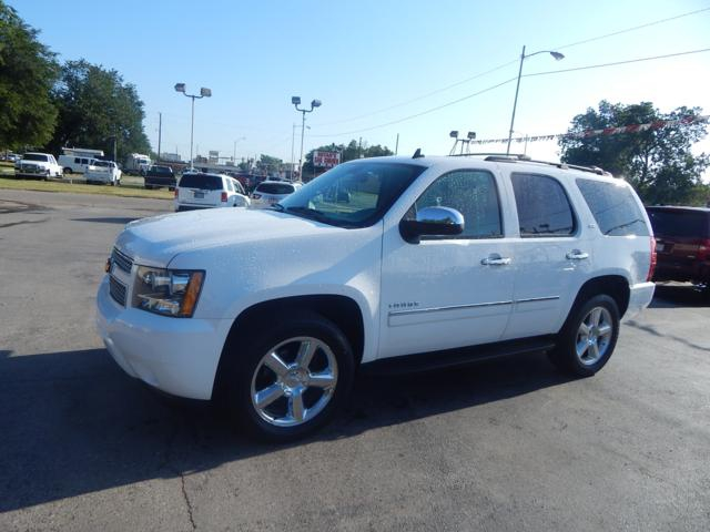 Pre Owned Chevrolet Tahoe Ltz Suv In Bryans