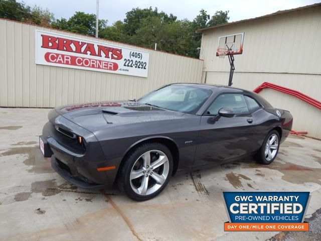 Pre Owned 2017 Dodge Challenger R T Car In Fub93962 Bryans Car Corner