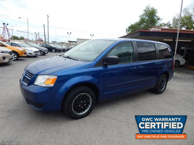 Pre-Owned 2010 DODGE GRAND CARAVAN SE SE