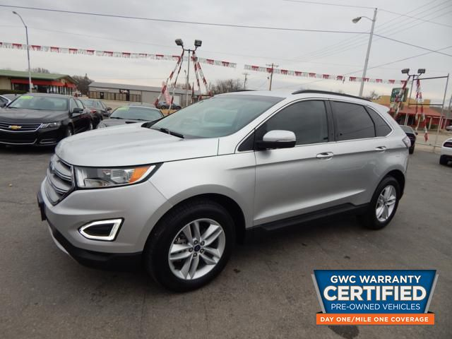 Pre Owned 2015 Ford Edge Sel Sel Suv In Fbc23394 Bryans Car Corner