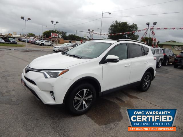 Pre Owned 2017 Toyota Rav4 Xle Xle Suv In Hw372123 Bryans Car Corner