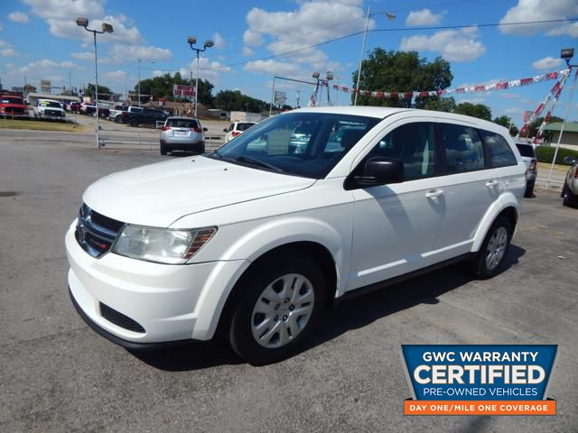 Pre-Owned 2014 DODGE JOURNEY SE SE