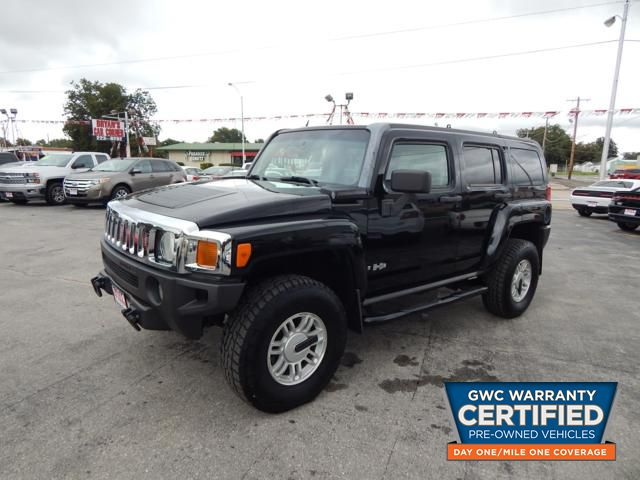 Pre Owned 2006 Hummer H3 Suv In Fub94002 Bryans Car Corner