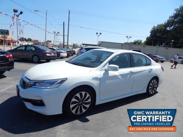 Pre Owned 2017 Honda Accord Hybrid