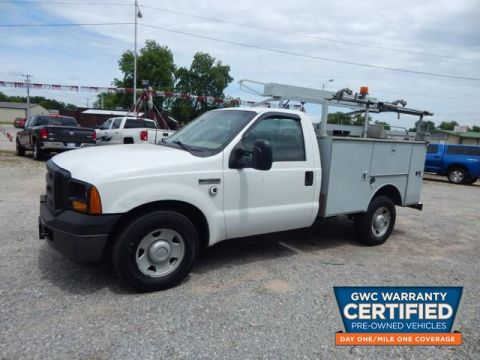 Pre-Owned 2006 FORD F350 SRW SUPER DUTY SRW SUPER DUTY