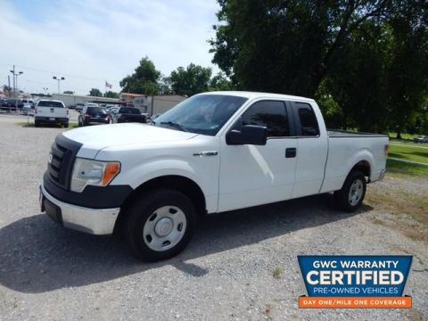 Pre-Owned 2009 FORD F150 SUPER CAB SUPER CAB