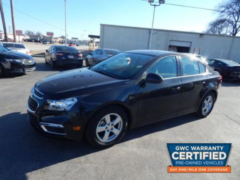 Pre-Owned 2016 CHEVROLET CRUZE LIMITED LT LT
