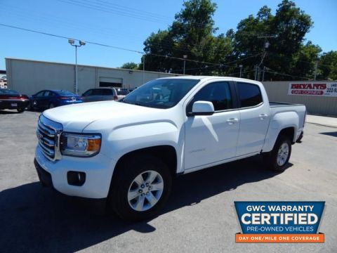 Pre-Owned 2017 GMC CANYON SLE SLE