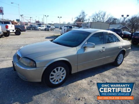 Pre-Owned 2005 LINCOLN LS